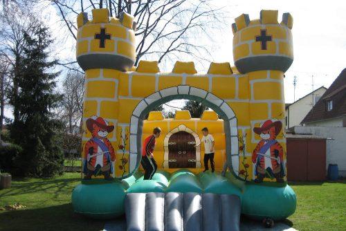 Camelot (5 x 6 m)