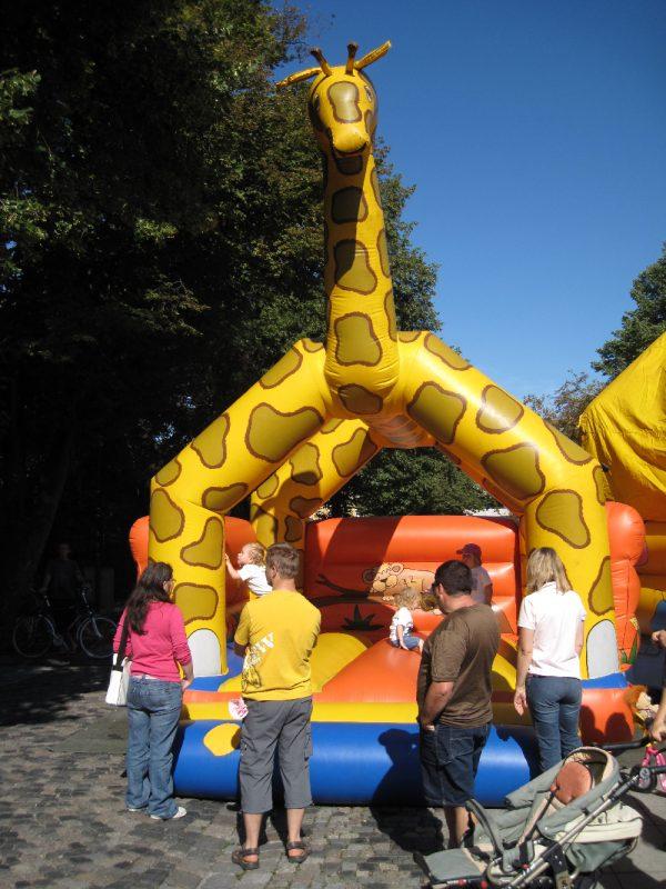 Giraffe (4 x 5 m)