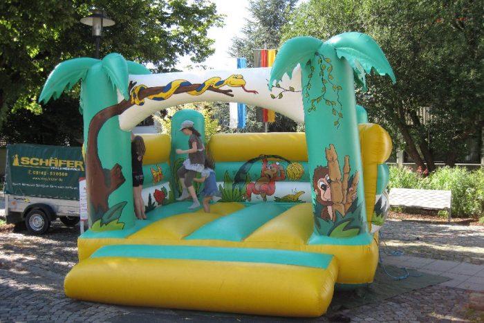 Jungle (4 x 5 m)