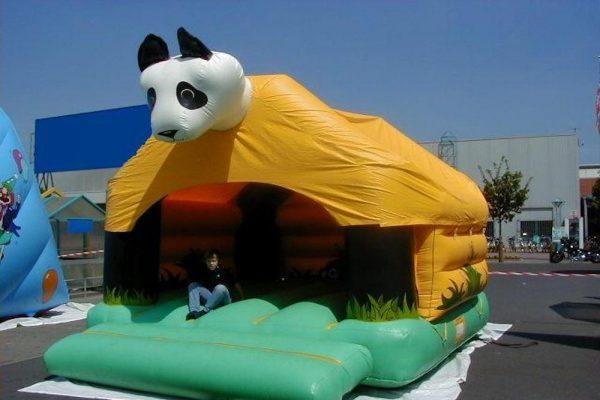 Panda Hüpfburg